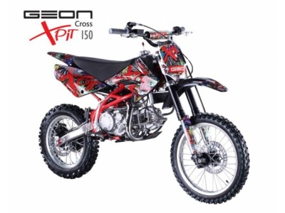 Geon x-pit 150 Pro vs Sport обзор