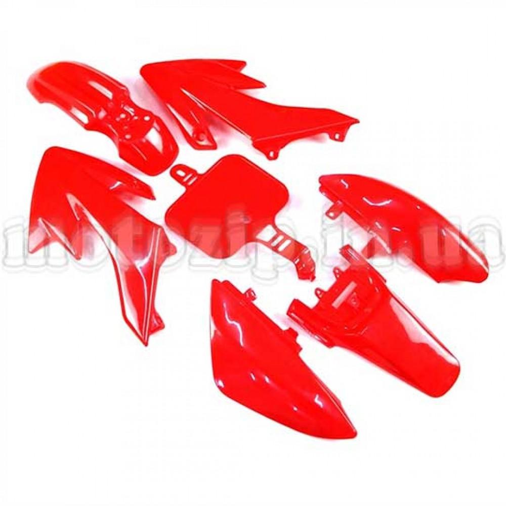 Пластик на питбайк типа CRF50