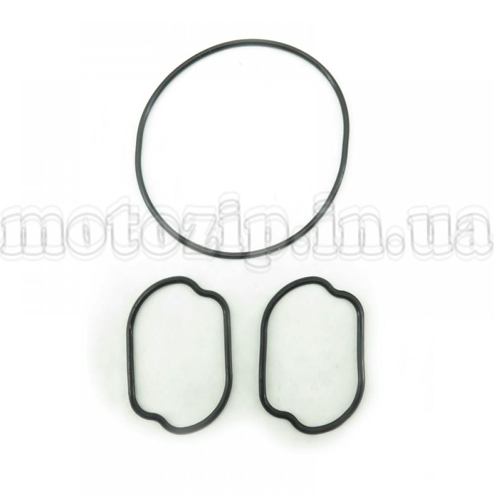 Прокладки, уплотнительное кольцо крышки ГБЦ