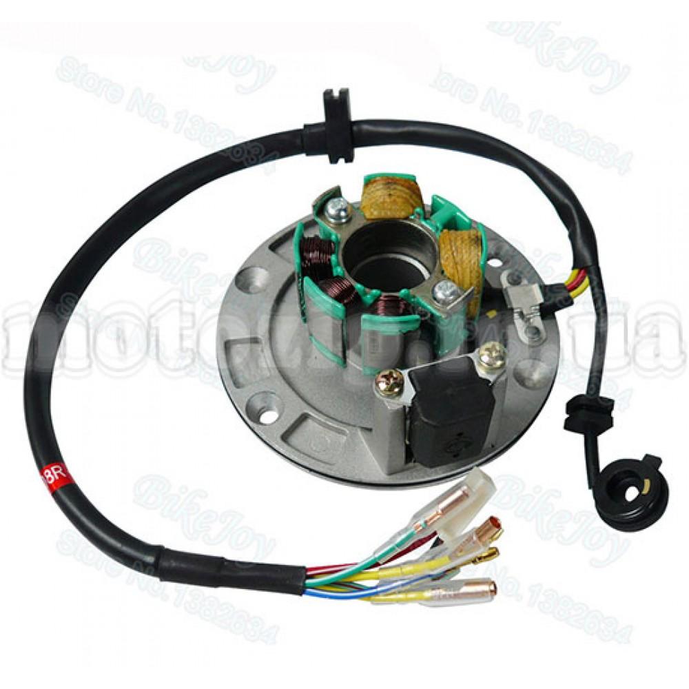 Купить статор генератора на мотор zs155/160 в сборе