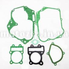 Набор прокладок мотора YX150, YX160, ZS155